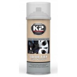 Gumuoti dažai K2 COLOR FLEX 400ml (bespalviai)