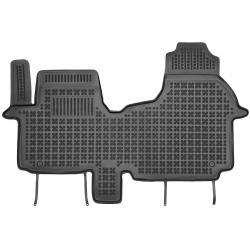 Guminiai kilimėliai RENAULT Trafic III 2014→ (3 vietų, Paaukštintais kraštais)
