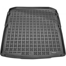 Guminis bagažinės kilimėlis SKODA SUPERB III Wagon 2015→ (neišimamas dugnas)
