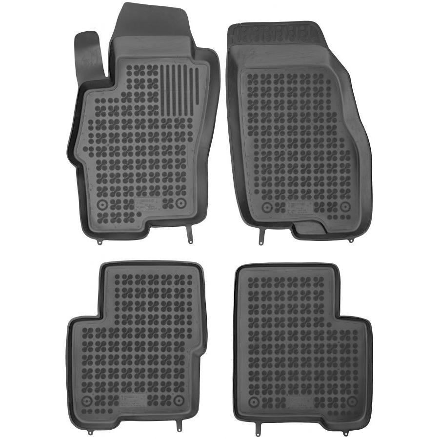 Guminiai kilimėliai FIAT Linea I 2006-2015 (Paaukštintais kraštais)