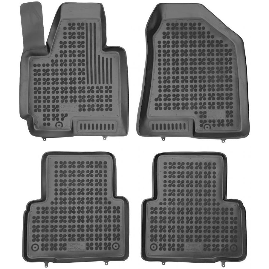 Guminiai kilimėliai HYUNDAI ix35 2010-2015 (Paaukštintais kraštais)