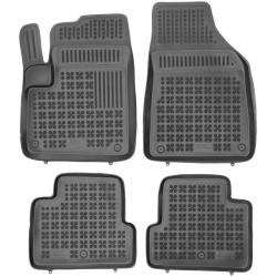 Guminiai kilimėliai JEEP Cherokee KL 2013→ (Paaukštintais kraštais)