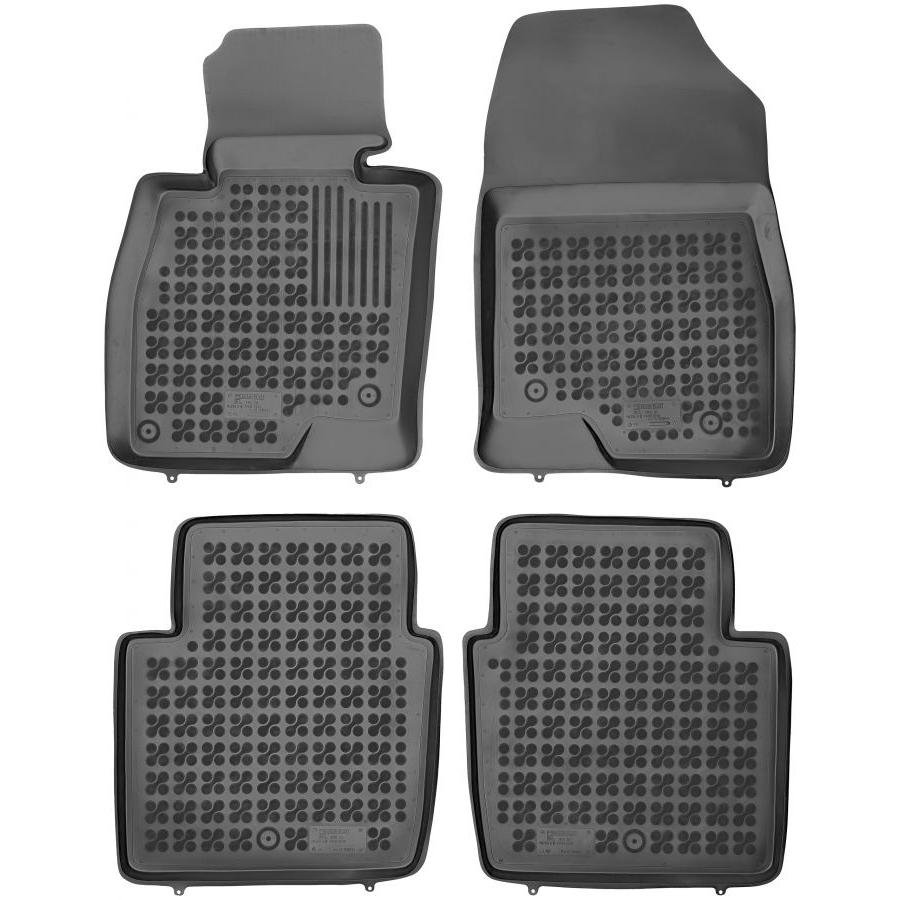 Guminiai kilimėliai MAZDA 6 Sedan 2013→ (Paaukštintais kraštais)