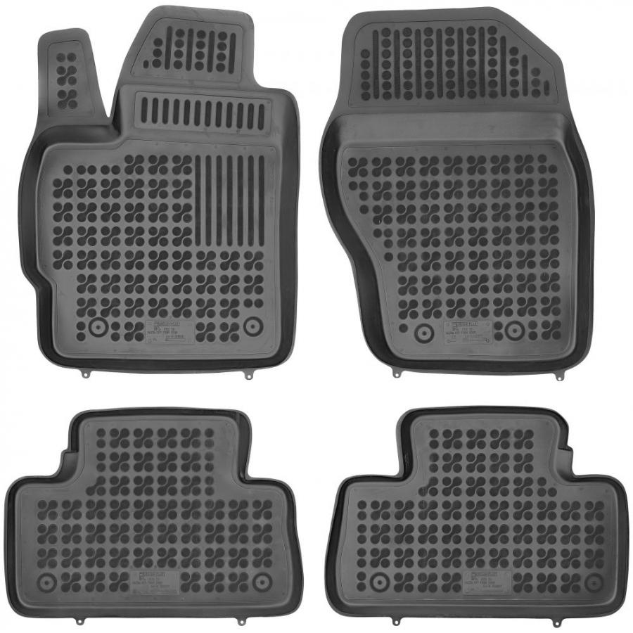 Guminiai kilimėliai MAZDA CX-7 2009-2012 (Paaukštintais kraštais)