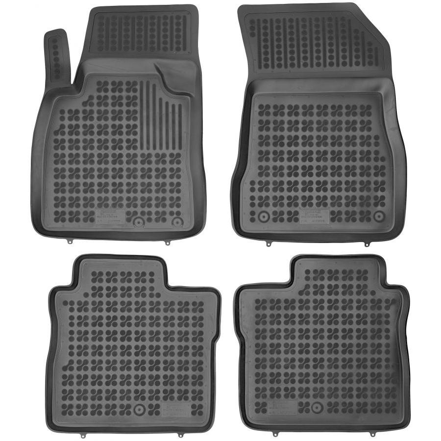 Guminiai kilimėliai NISSAN Note II 2013→ (Paaukštintais kraštais)
