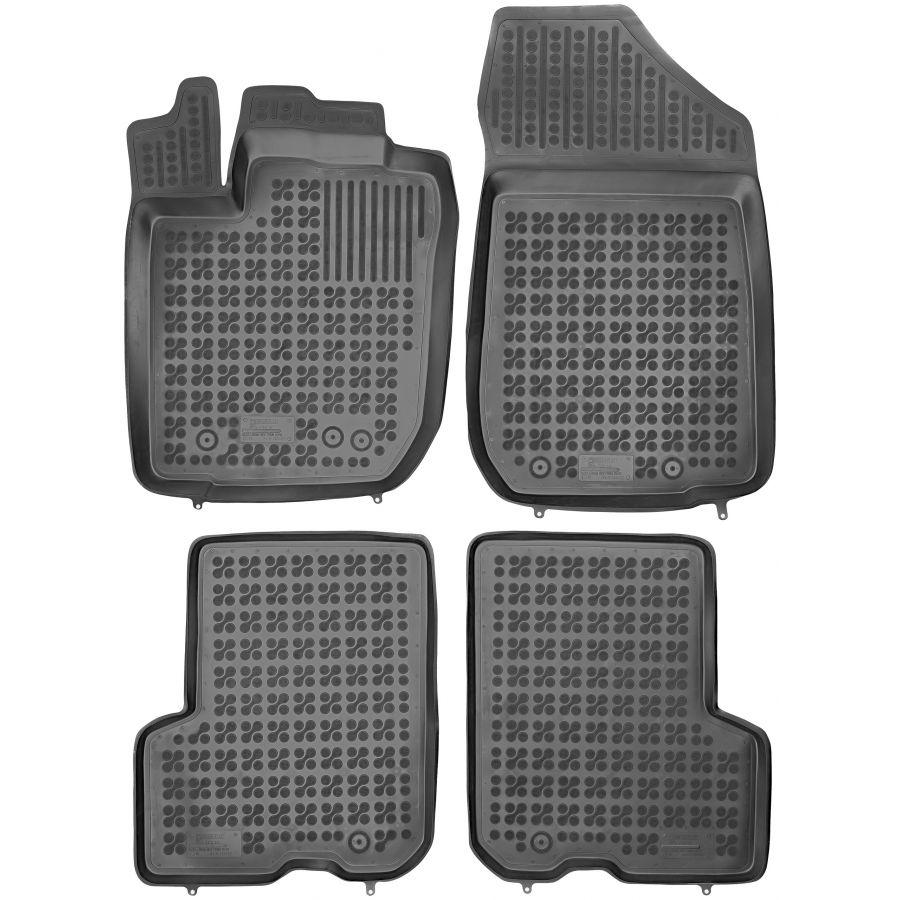 Guminiai kilimėliai DACIA Logan II MCV Sedan 2013→ (Paaukštintais kraštais)
