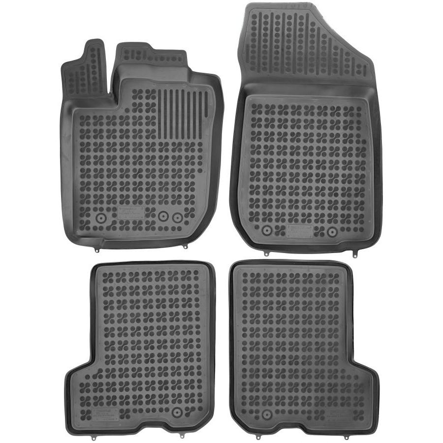Guminiai kilimėliai DACIA Sandero II 2013-2018 (Paaukštintais kraštais)