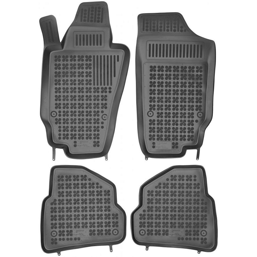 Guminiai kilimėliai SEAT Ibiza 2008-2017 (Paaukštintais kraštais)