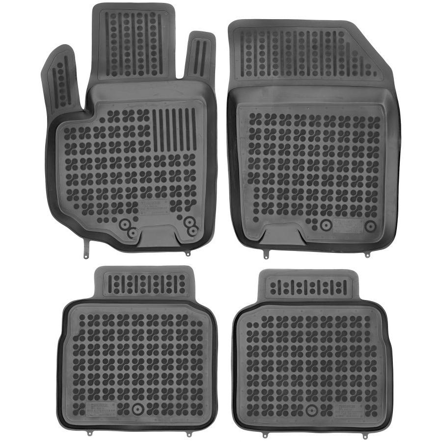 Guminiai kilimėliai SUZUKI SX4 S-Cross II 2013→ (Paaukštintais kraštais)