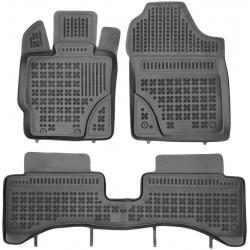 Guminiai kilimėliai TOYOTA Yaris Hybrid 2014-2020 (Paaukštintais kraštais)