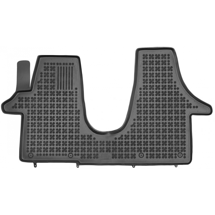 Guminiai kilimėliai VOLKSWAGEN Transporter T5 Max 2003-2015 (Paaukštintais kraštais)