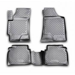 Guminiai kilimėliai CHRYSLER 300C nuo 2012 (pakeltais kraštais)