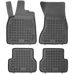 Guminiai kilimėliai AUDI A6 (C7) 2011-2018 (Paaukštintais kraštais)