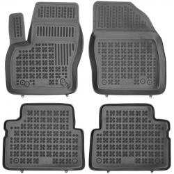 Guminiai kilimėliai FORD C-Max 2010→ (Paaukštintais kraštais)