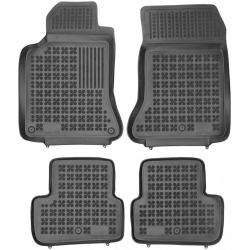Guminiai kilimėliai MERCEDES BENZ GLA-Klasė X156 2014→ (Paaukštintais kraštais)