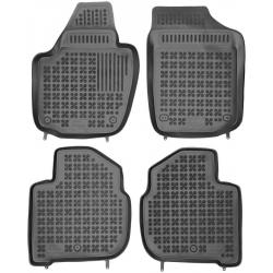 Guminiai kilimėliai SKODA Rapid 2012→ (Paaukštintais kraštais)