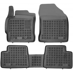 Guminiai kilimėliai TOYOTA Auris II Hybrid 2012-2018 (Paaukštintais kraštais)
