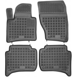 Guminiai kilimėliai PORSCHE Cayenne II 2010→ (Paaukštintais kraštais)