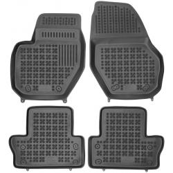 Guminiai kilimėliai VOLVO V60 2011-2018 (Paaukštintais kraštais)