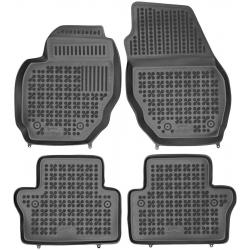 Guminiai kilimėliai VOLVO S80 2006-2016 (Paaukštintais kraštais)