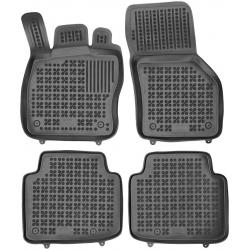 Guminiai kilimėliai SKODA Superb III 2015→ (Paaukštintais kraštais)