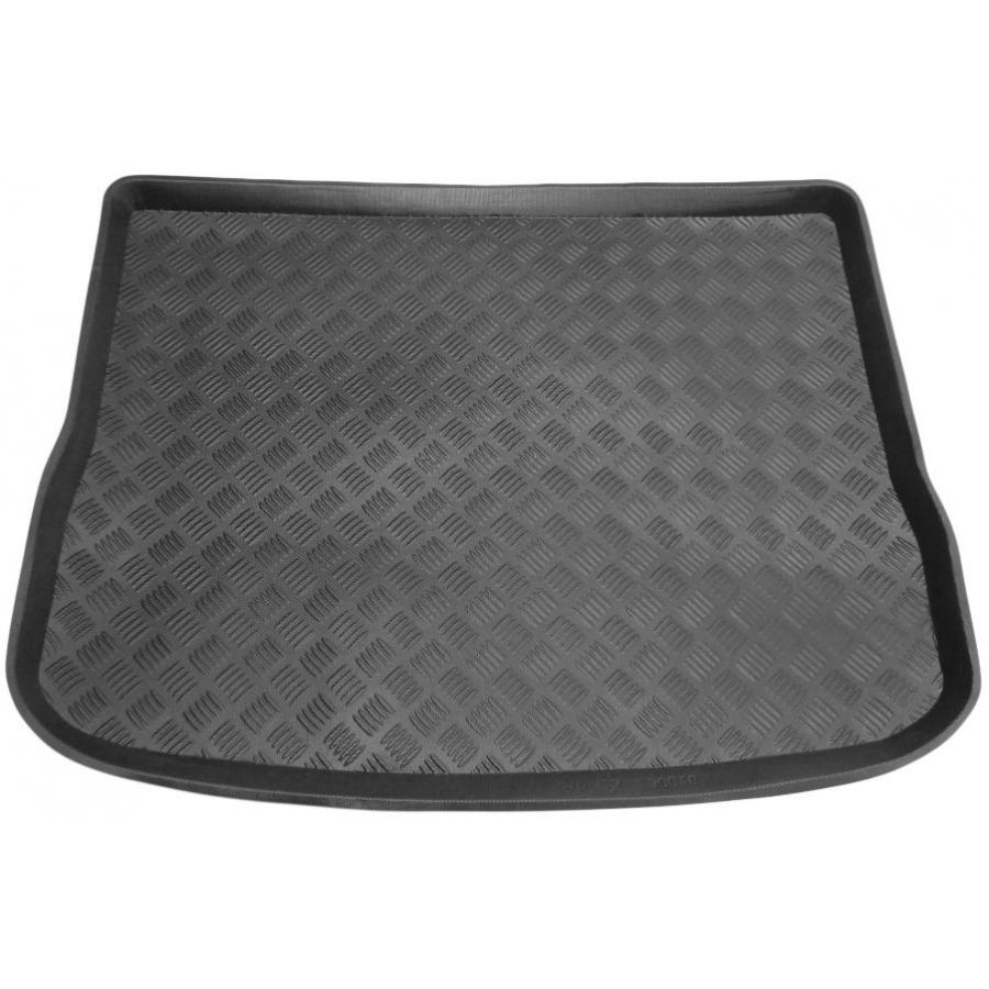 Plastikinis bagažinės kilimėlis VOLKSWAGEN Tiguan 5 vietų 2007-2014 (su standartiniu atsarginiu ratu)
