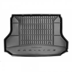 Guminis bagažinės kilimėlis Pro-Line NISSAN X-TRAIL III 2013→ (Su skyreliais daiktams)