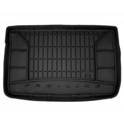 Guminis bagažinės kilimėlis Pro-Line MERCEDES BENZ A-Klasė W169 (5 durų) 2004-2012 (Su skyreliais daiktams)