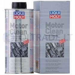 Tepalo priedas variklio praplovimui LIQUI MOLY MOTOR CLEAN, 500 ml