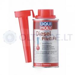 Žieminis dyzelinio kuro priedas LIQUI MOLY Diesel Fließ-Fit, 150 ml