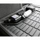 Guminis bagažinės kilimėlis Pro-Line SKODA Octavia III Liftback 2012-2019 (Su skyreliais daiktams)