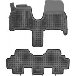 Guminiai kilimėliai CITROEN C8 2002-2014 (Paaukštintais kraštais)