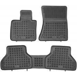 Guminiai kilimėliai BMW X5 E70 2007-2013 (Paaukštintais kraštais)