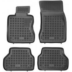 Guminiai kilimėliai BMW 5 E60 2002-2009 (Paaukštintais kraštais)