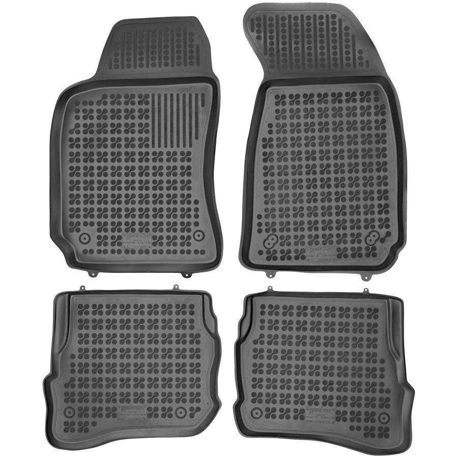 Guminiai kilimėliai VOLKSWAGEN Passat B5 1996-2005 (Paaukštintais kraštais)