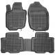 Guminiai kilimėliai TOYOTA RAV4 (USA versija) 2006-2012 (Paaukštintais kraštais)