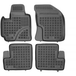 Guminiai kilimėliai TOYOTA RAV4 II 2000-2005 (Paaukštintais kraštais)
