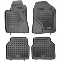 Guminiai kilimėliai TOYOTA Avensis 2003-2009 (Paaukštintais kraštais)
