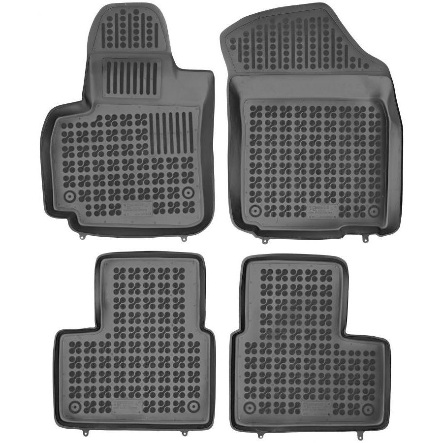 Guminiai kilimėliai SUZUKI SX4 2006-2013 (Paaukštintais kraštais)