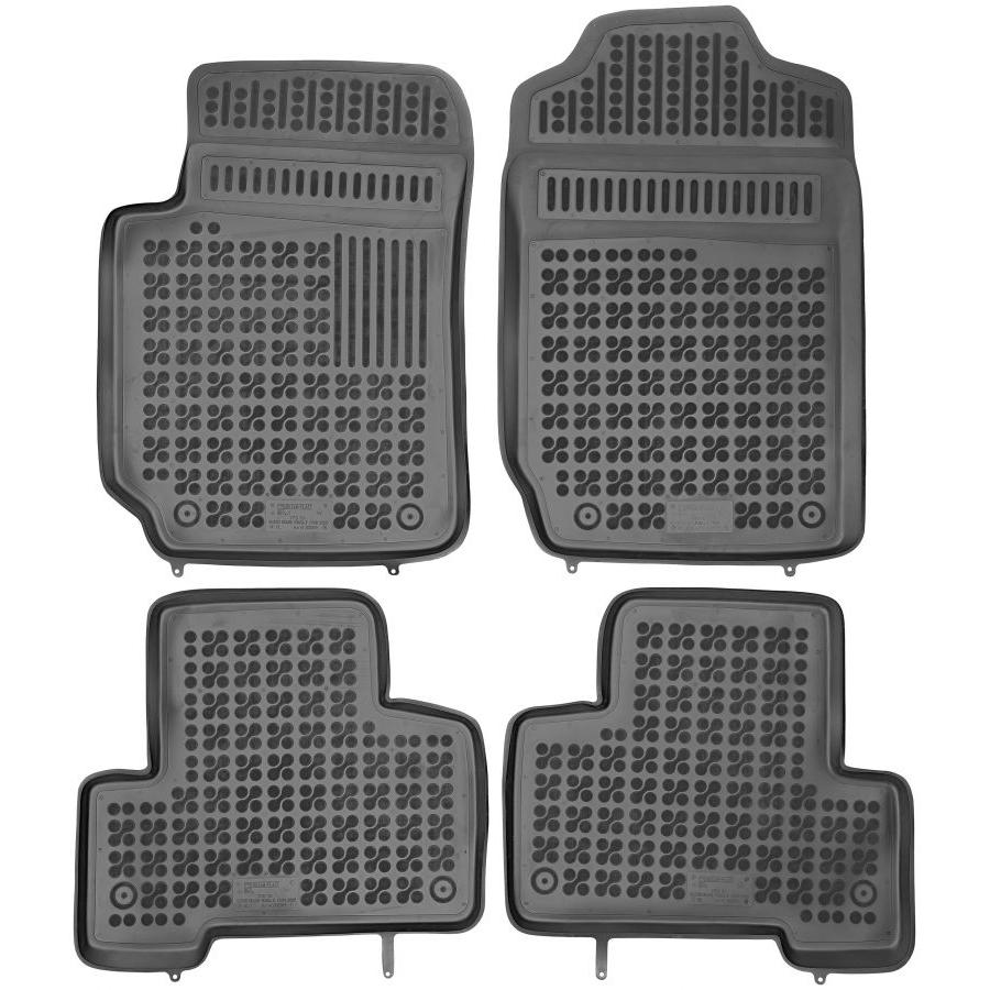 Guminiai kilimėliai SUZUKI Grand Vitara II 2005-2014 (Paaukštintais kraštais)