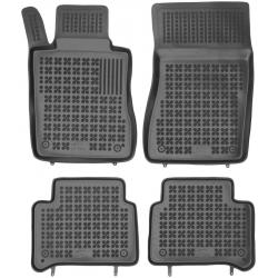 Guminiai kilimėliai MERCEDES BENZ W211 E-Klasė 2002-2009 (Paaukštintais kraštais)