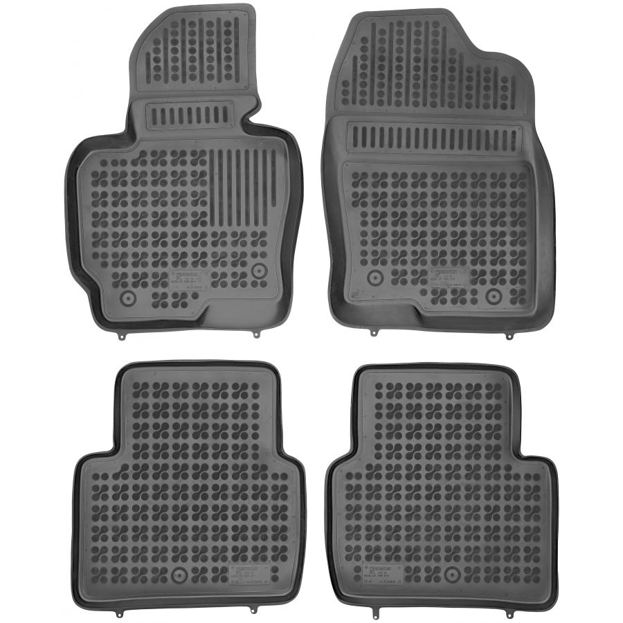 Guminiai kilimėliai MAZDA CX5 2012-2017 (Paaukštintais kraštais)
