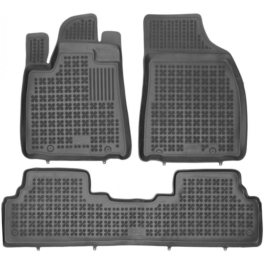Guminiai kilimėliai LEXUS RX III (AL10 visi modeliai) 2012-2015 (Paaukštintais kraštais)