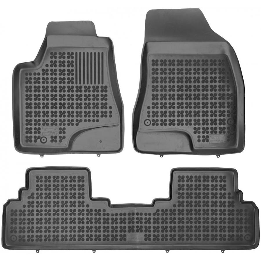 Guminiai kilimėliai LEXUS RX III (AL10 visi modeliai) 2009-2012 (Paaukštintais kraštais)