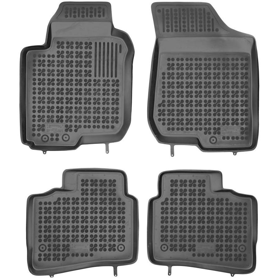 Guminiai kilimėliai HYUNDAI i30 CW 2009-2012 (Paaukštintais kraštais)