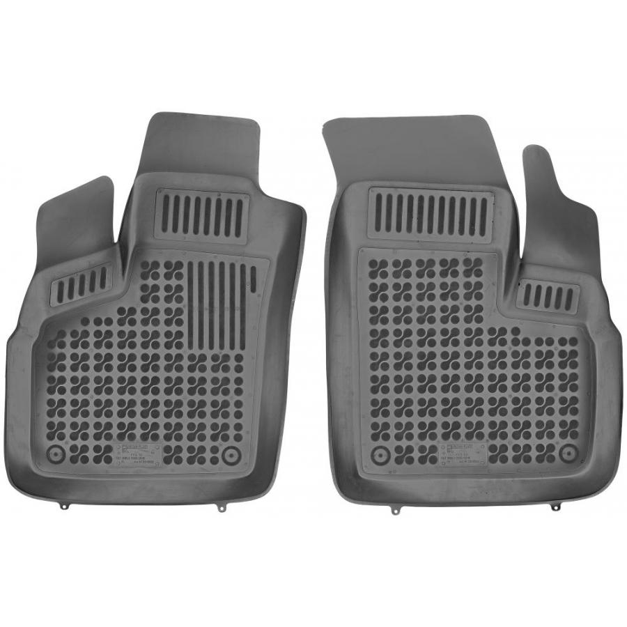 Guminiai kilimėliai FIAT Doblo 2006-2010 (Paaukštintais kraštais)