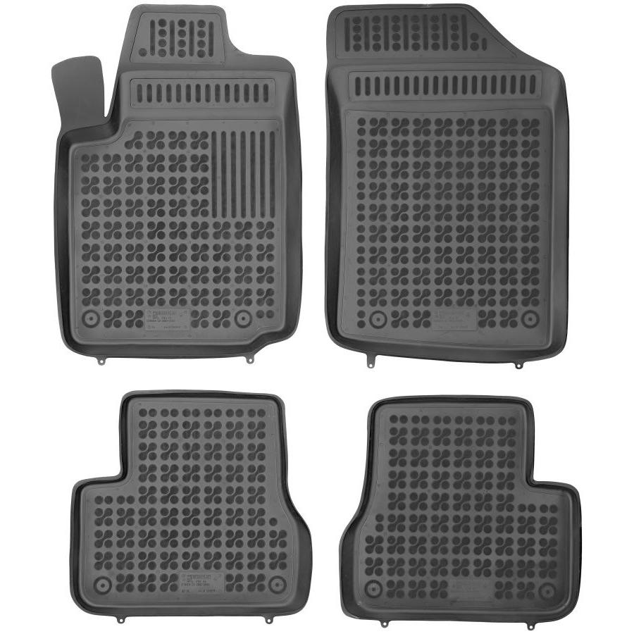 Guminiai kilimėliai CITROEN C3 2002-2009 (Paaukštintais kraštais)