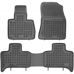 Guminiai kilimėliai BMW X5 E53 2000-2006 (Paaukštintais kraštais)