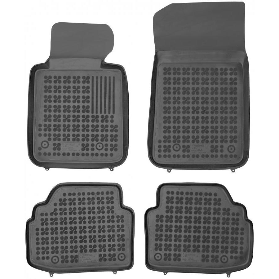 Guminiai kilimėliai BMW 3 E92 Coupe 2007-2013 (Paaukštintais kraštais)