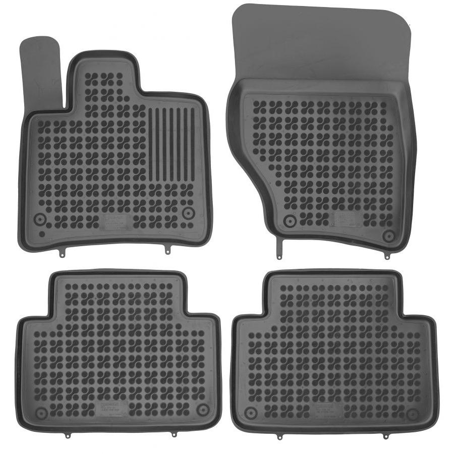 Guminiai kilimėliai AUDI Q7 2005-2014 (Paaukštintais kraštais)